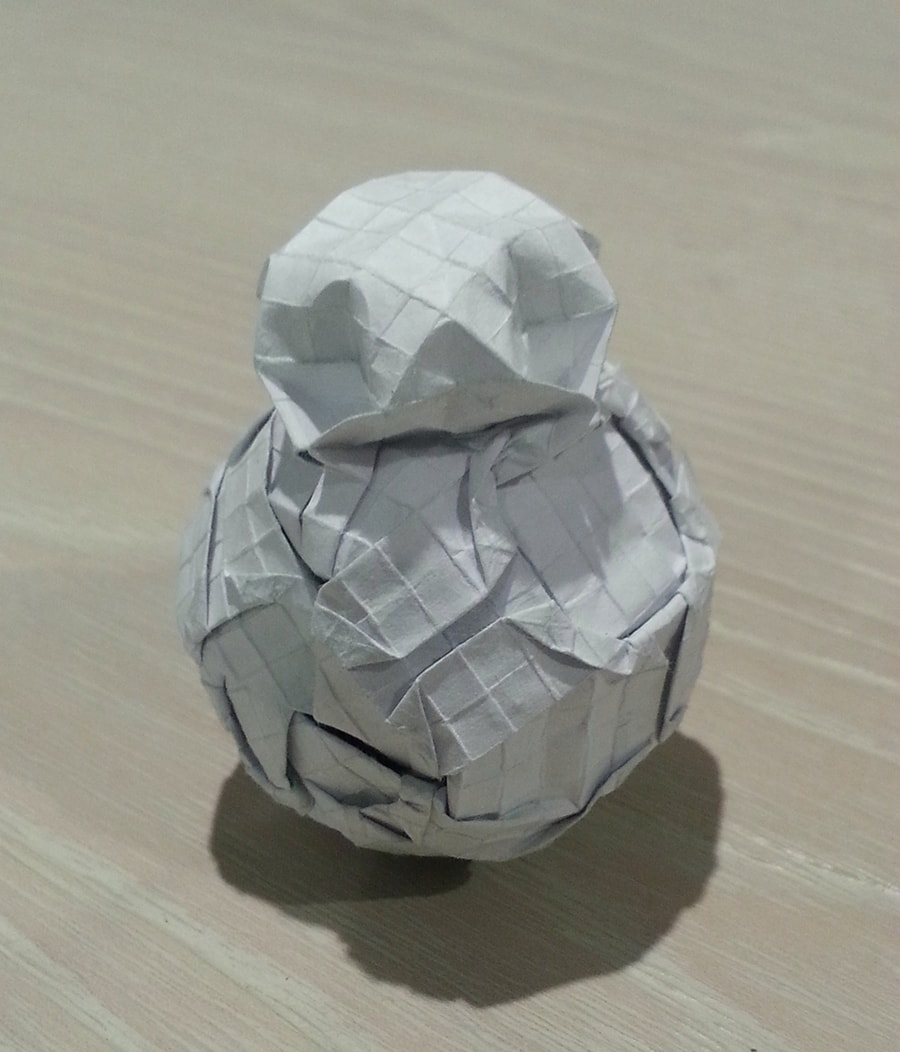 Origami Star Wars Characters Star Wars Origami Episode Ii Clones Droids Yoda And More