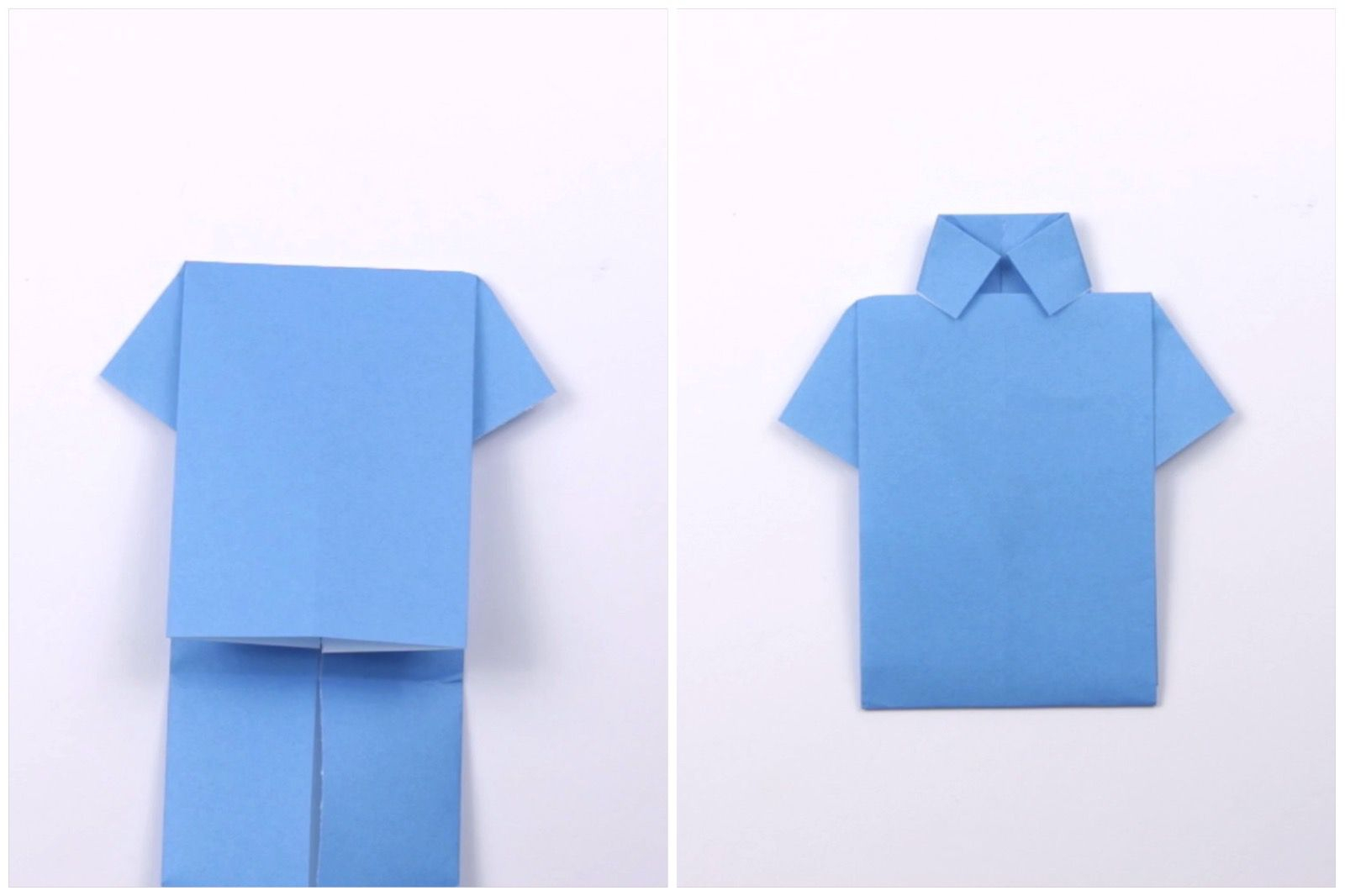Origami T Shirt With Tie Dollar Shirt With Tie Origami Instructions Edge Engineering And