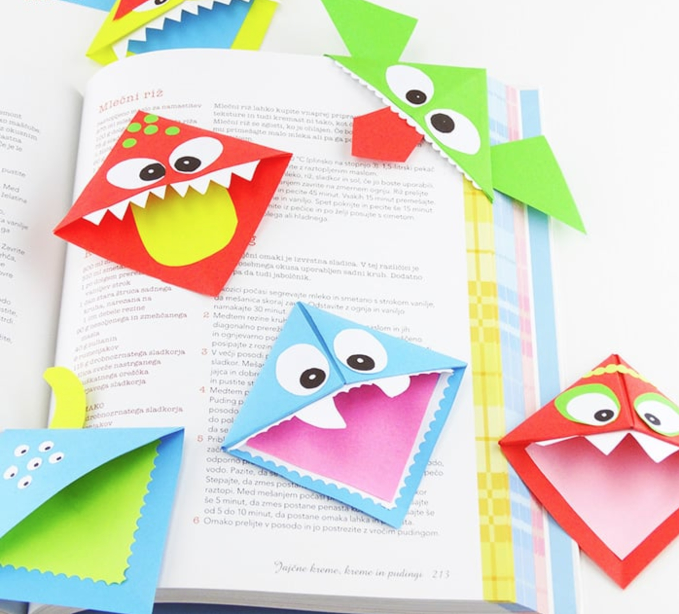 Origami Things For Kids Origami Paper Crafts For Kids