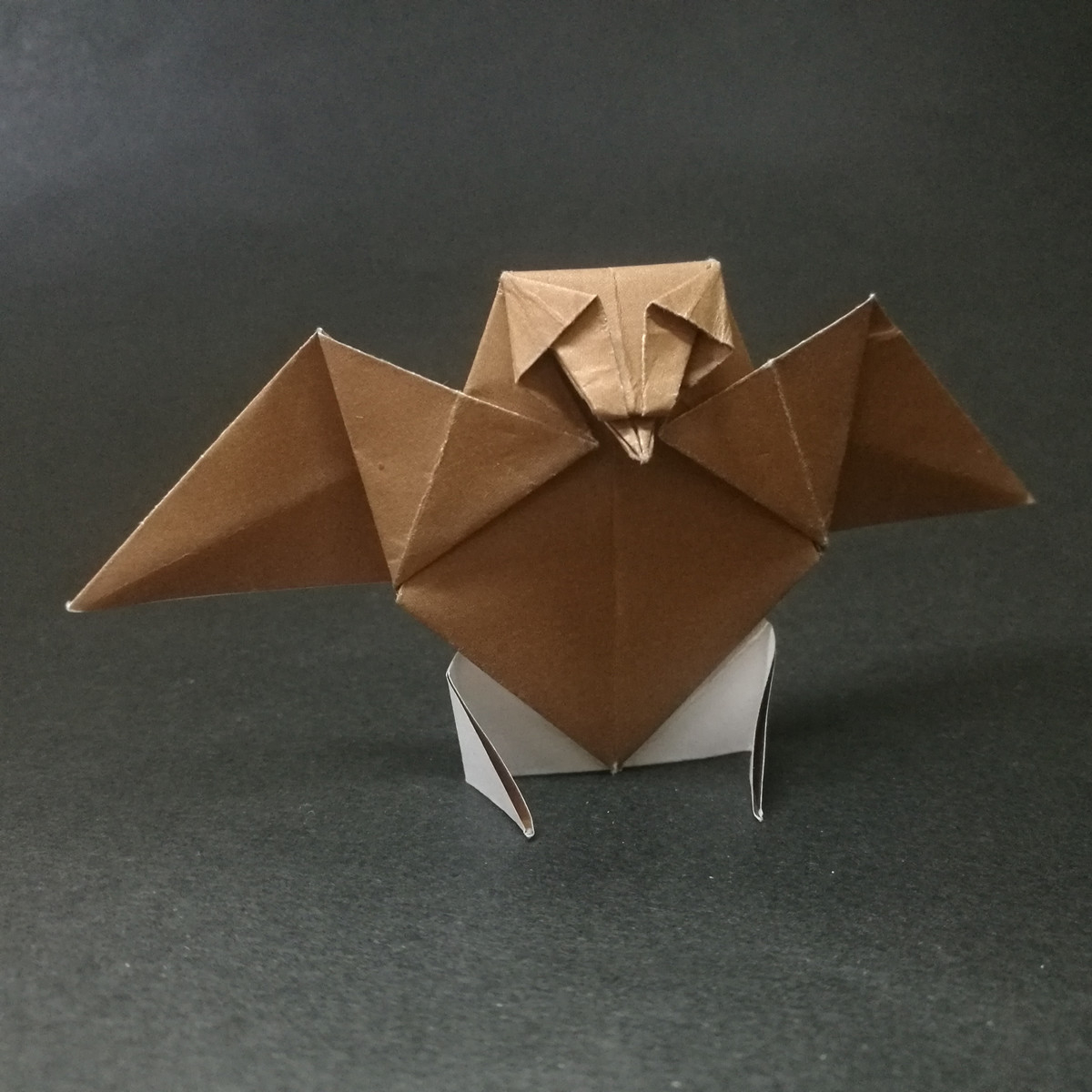 Owl Origami Easy Origami Owl Instruction And Diagram