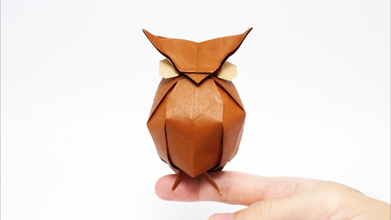 Owl Origami Easy Origami Owl Nguyn Hng Cng
