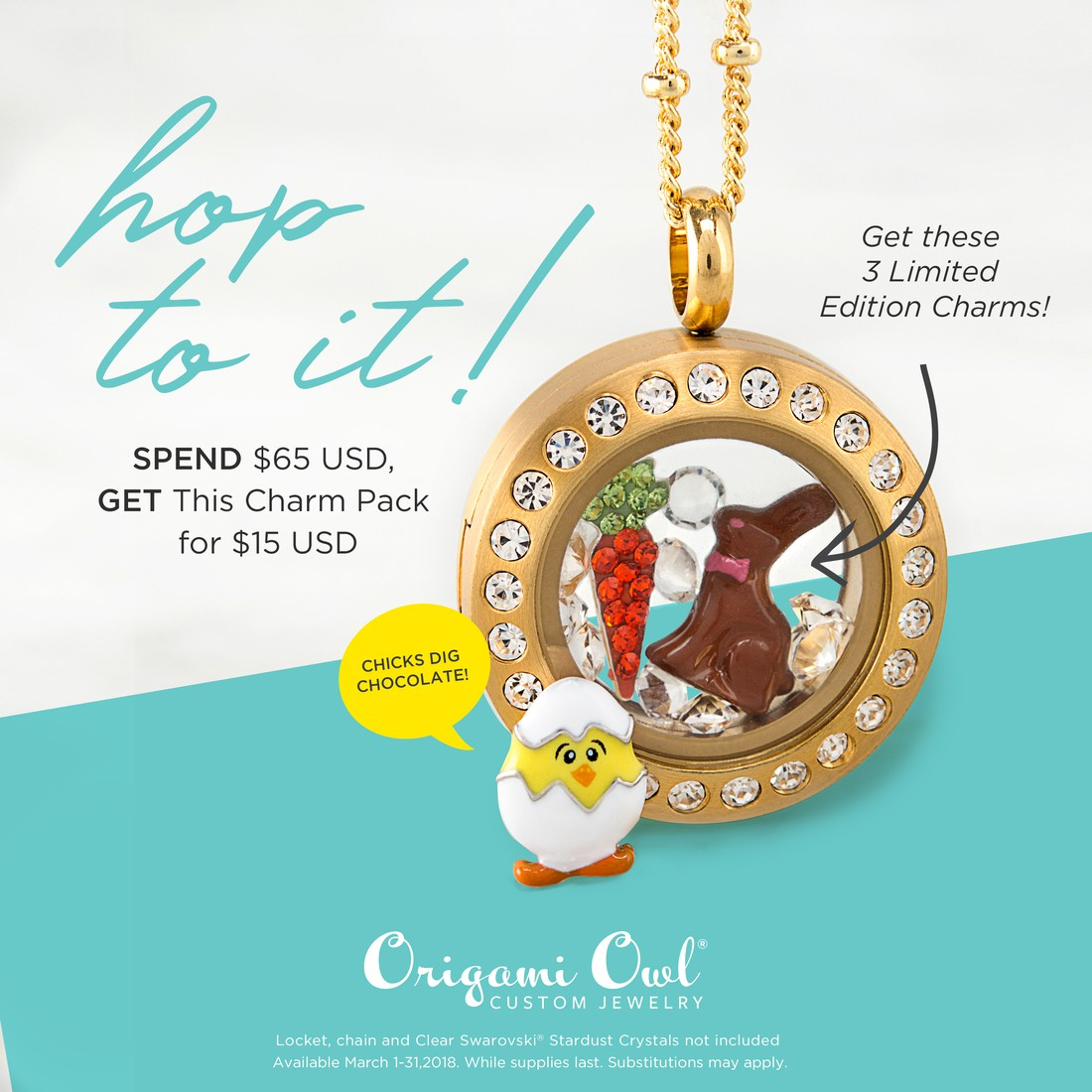 Origami Owl Jewellery Canada | Custom Lockets & Charms | Origami Owl | 1100x1100