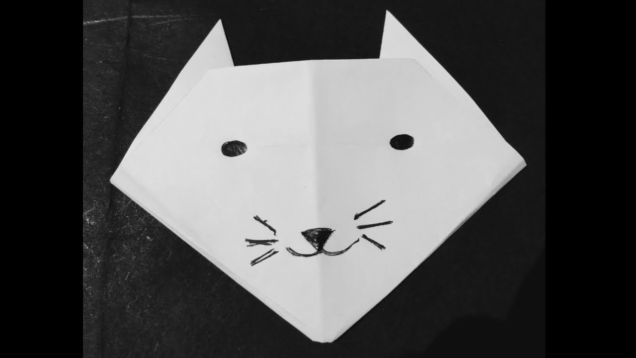 Origami Dog Or Cat - Lessons - Tes Teach | 720x1280
