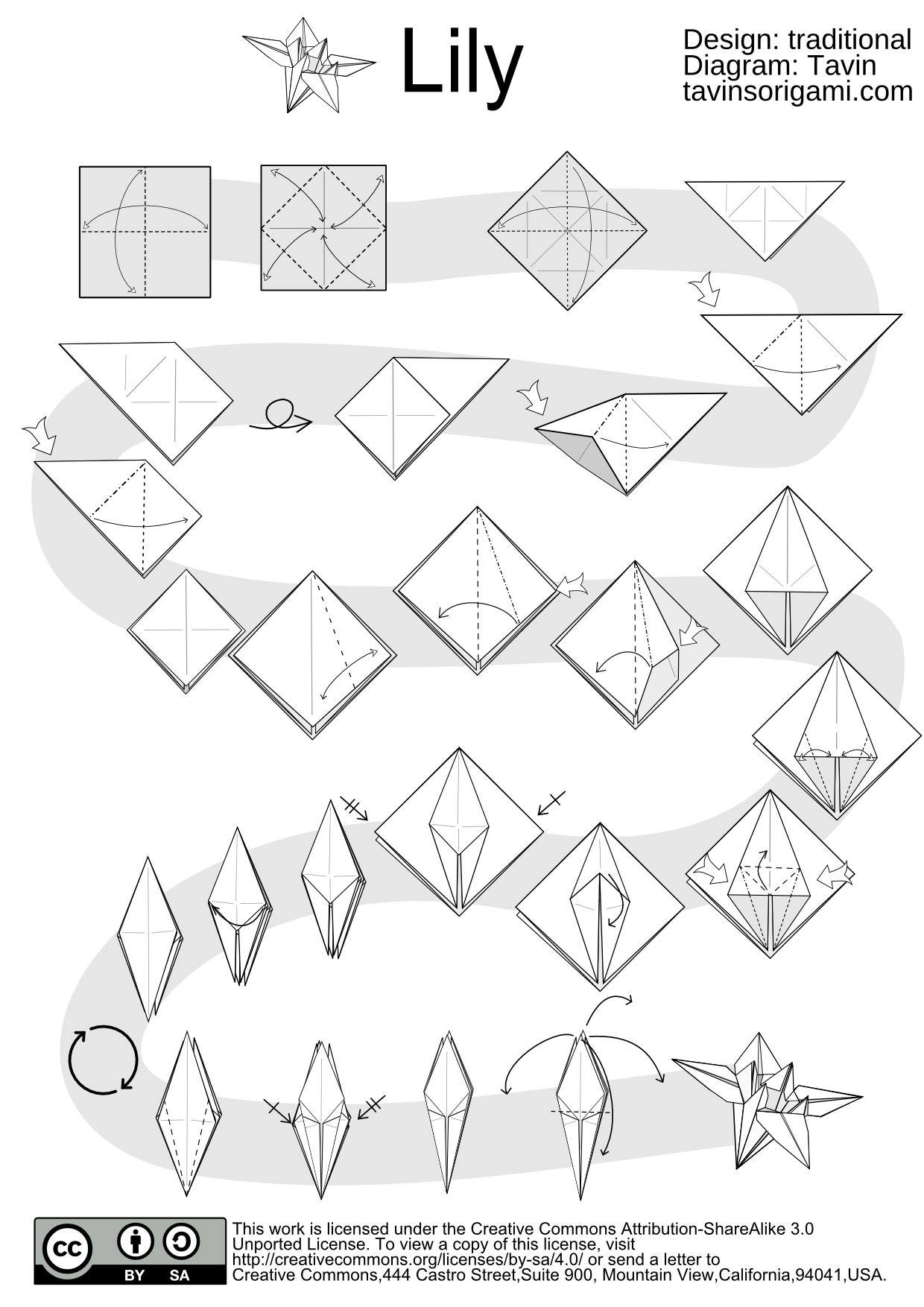 Step By Step Instructions How To Make Origami A Leaf Of Rose ... | 1754x1240