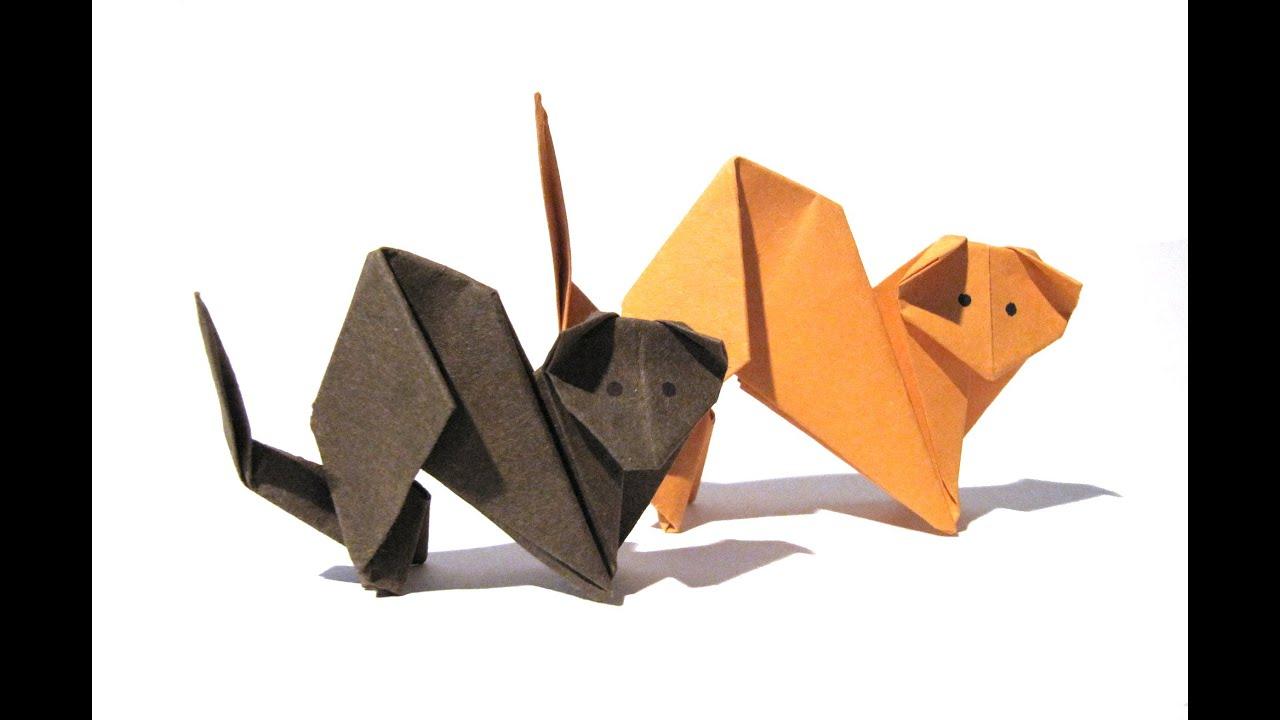 Origami Cats for Emilio | Paper crafts origami, Origami crafts ... | 720x1280
