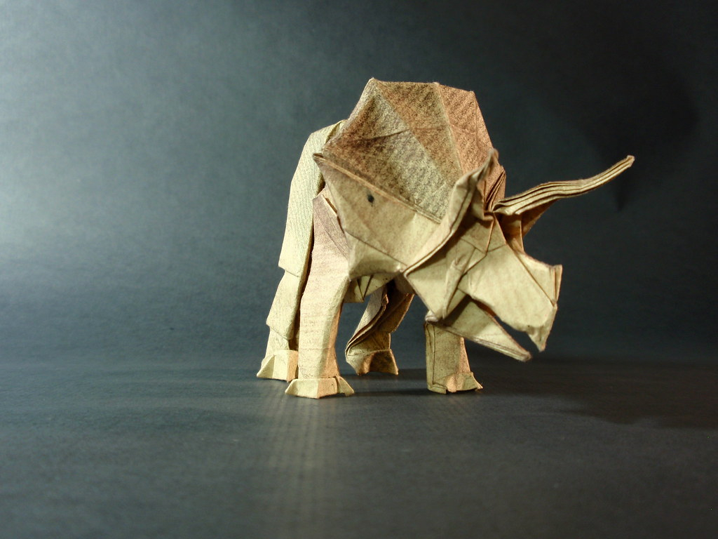 The World's Most Intricate Origami | 768x1024