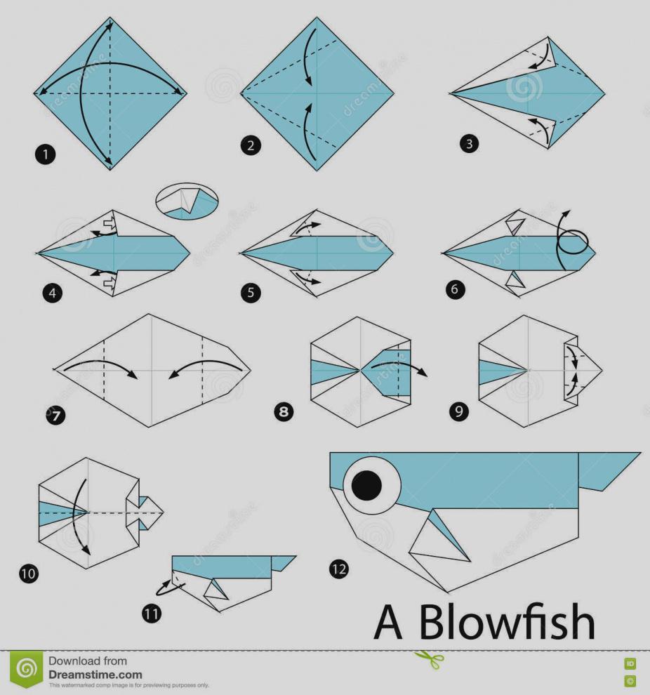 Origami Koi (Riccardo Foschi) Variation. Origami fish . Easy paper ... | 990x926
