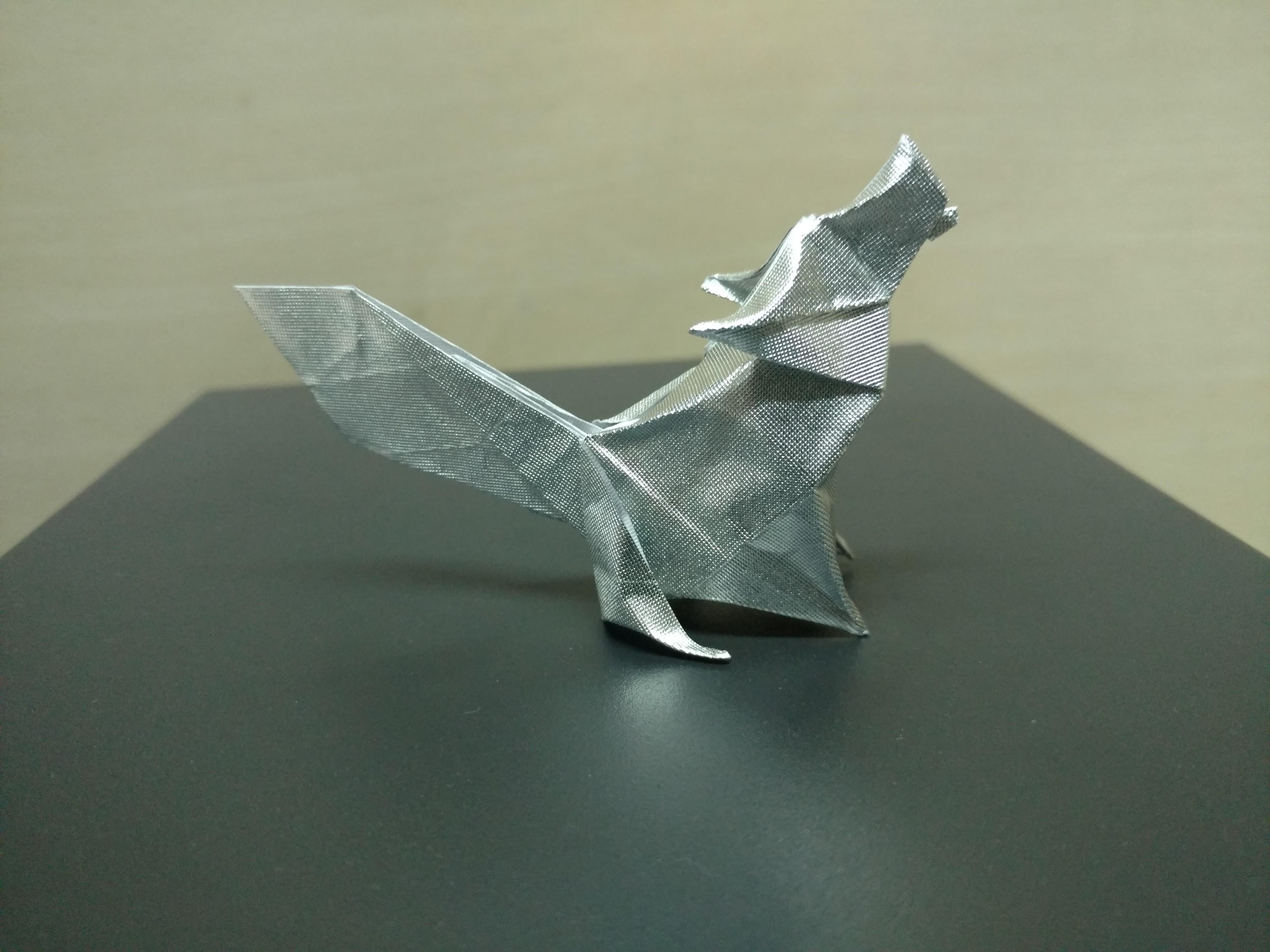 Shape-Shifting Origami Creations By Jo Nakashima | 3464x4618