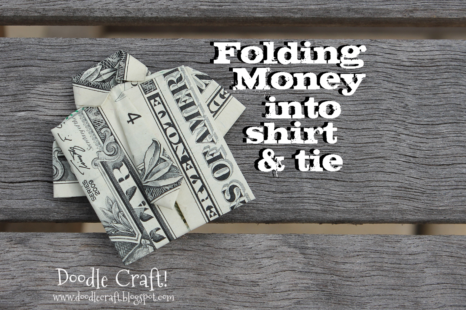 Paper Money Origami with American Dollar Bills; Shirt & Tie | The ... | 1000x1500